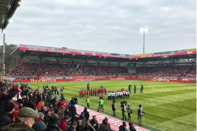 Kaderplanung von Union Berlin im Winter 2019