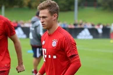 Shootingstar Joshua Kimmich war Bayerns Bester