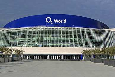Termine in der o2 World Berlin