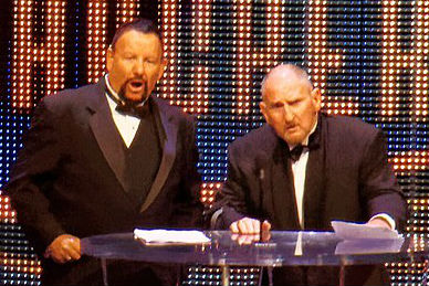 The Bushwhackers in der WWE