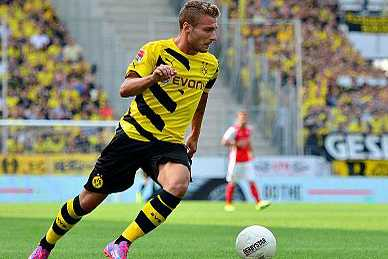 BVB Interesse Geis - Immobile zu Liverpool?