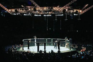 Bericht zur UFC Fight Night in London