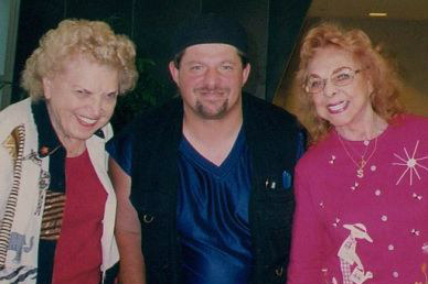 Mae Young, Paul Billets und Fabolous Moolah