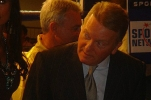 Boxabend in Leicester - Promoter Frank Warren